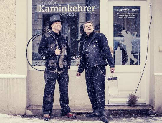 Kaminkehrermeister Hartmut Trost, Jochen Berghoff
